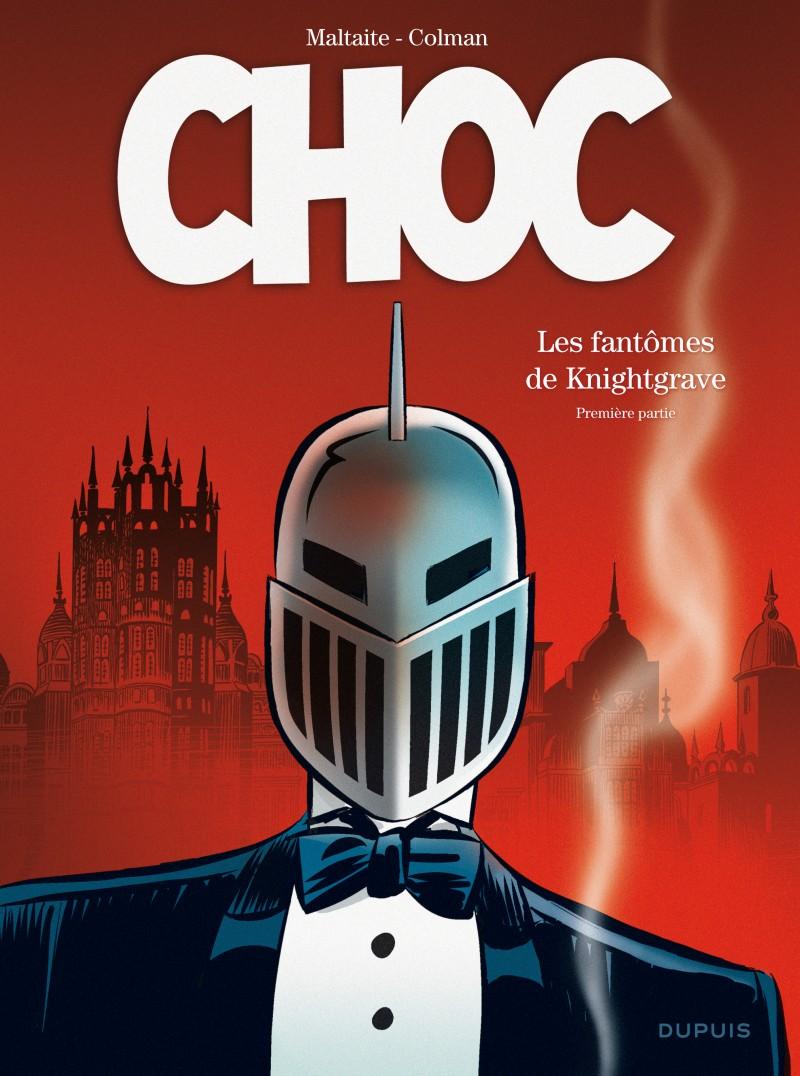 Choc - tome 1 - Les fantômes de Knightgrave (première partie)