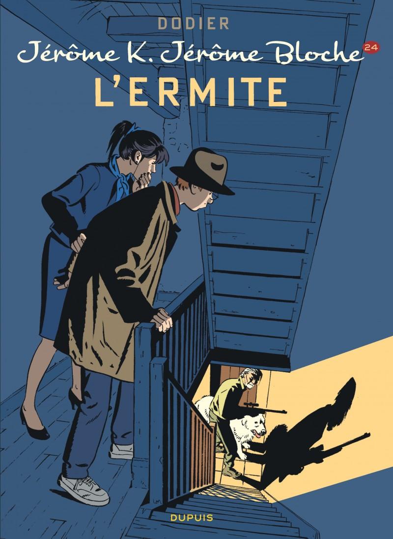 Jérôme K. Jérôme Bloche - tome 24 - L'Ermite