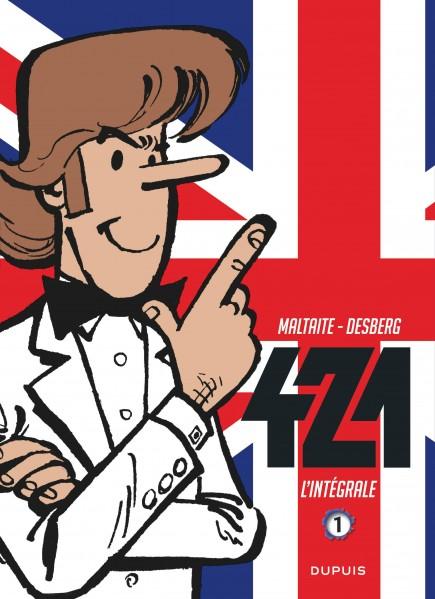 421 - L'intégrale - 421 - L'intégrale - tome 1