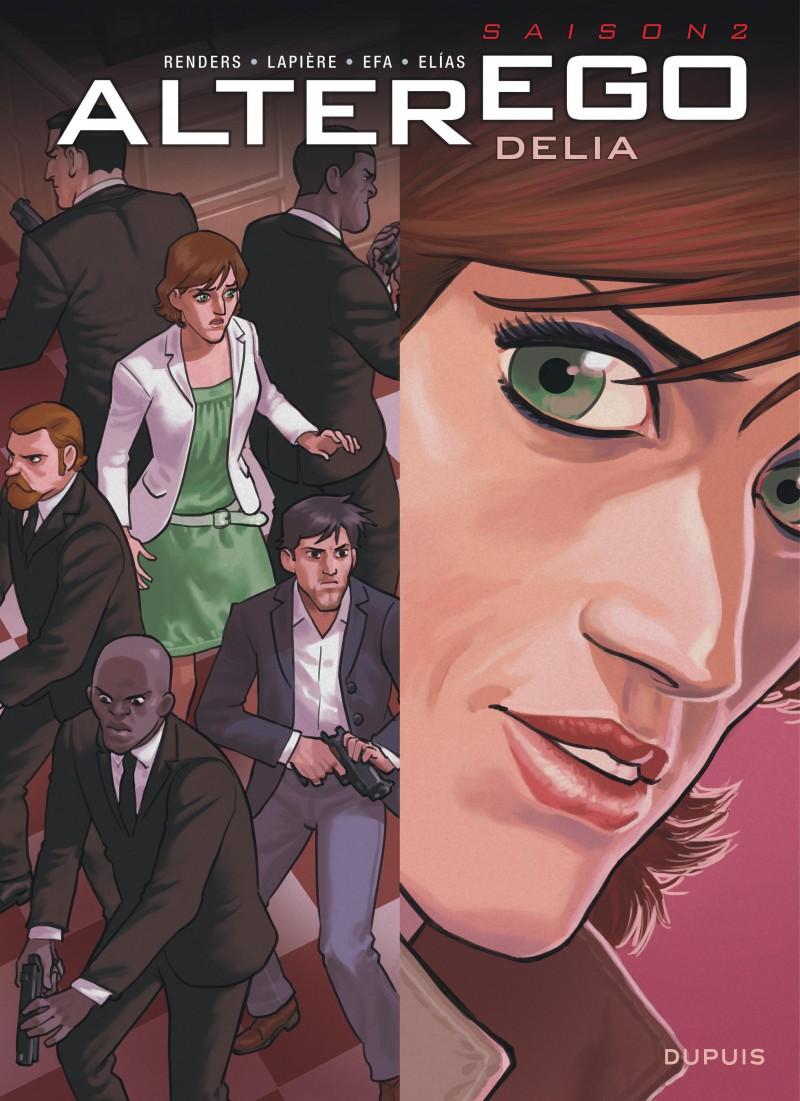 Alter Ego - Saison 2 - Delia