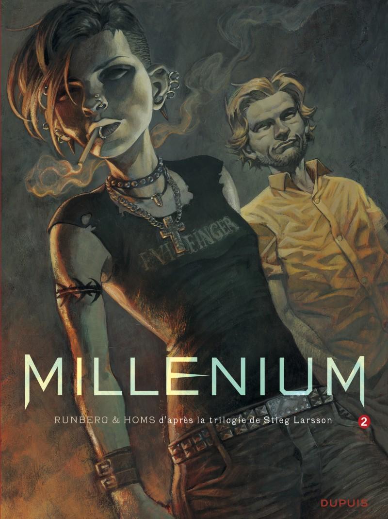 Millénium - tome 2 - Millénium 2