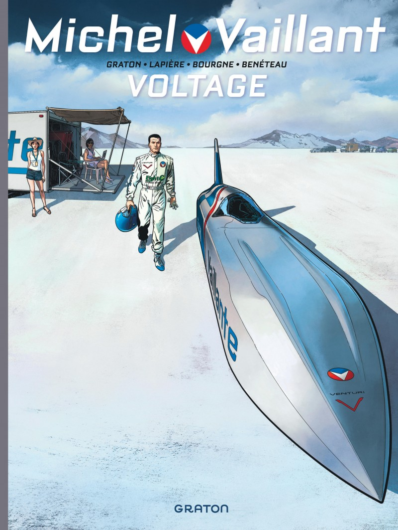 Michel Vaillant - tome 2 - Voltage