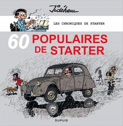 Les chroniques de Starter - 60 populaires des années 60