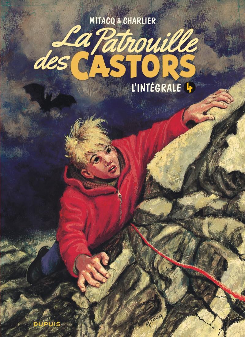 La patrouille des castors  - L'Intégrale - tome 4 - La patrouille des Castors - L'intégrale - Tome 4