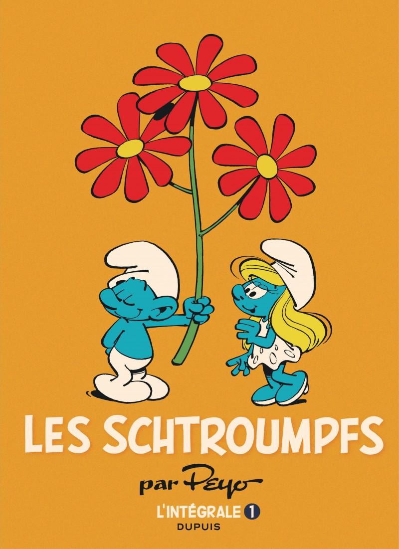 Les Schtroumpfs - L'intégrale - tome 1 - 1958-1966