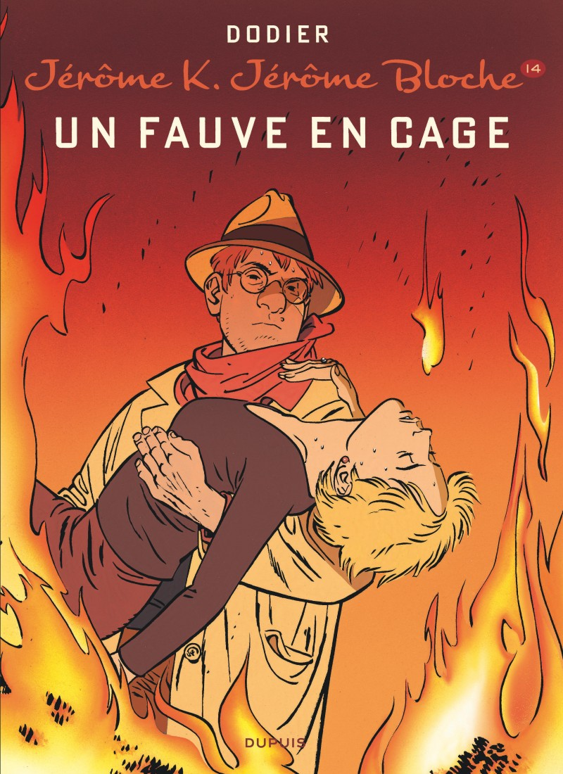 Jérôme K. Jérôme Bloche - tome 14 - Un fauve en cage