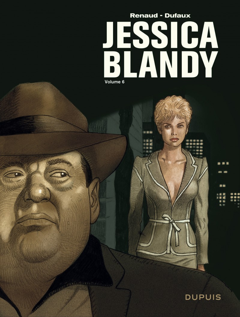 Jessica Blandy - L'intégrale - tome 6 -  Jessica Blandy, l'intégrale - Volume 6
