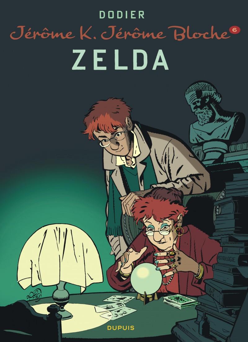 Jérôme K. Jérôme Bloche - tome 6 - Zelda