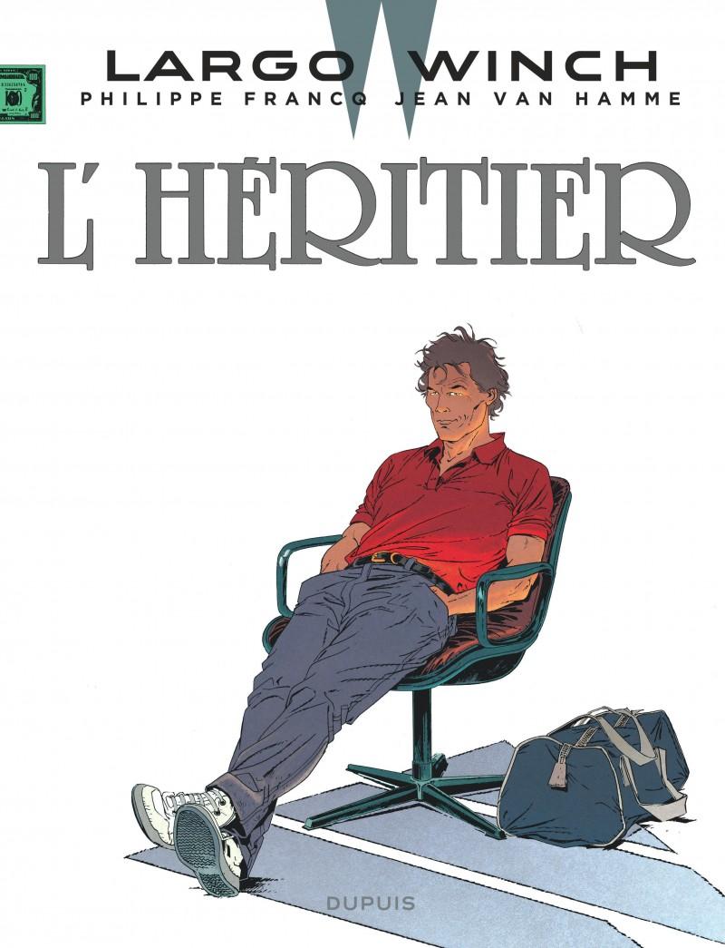 Largo Winch - tome 1 - L'Héritier