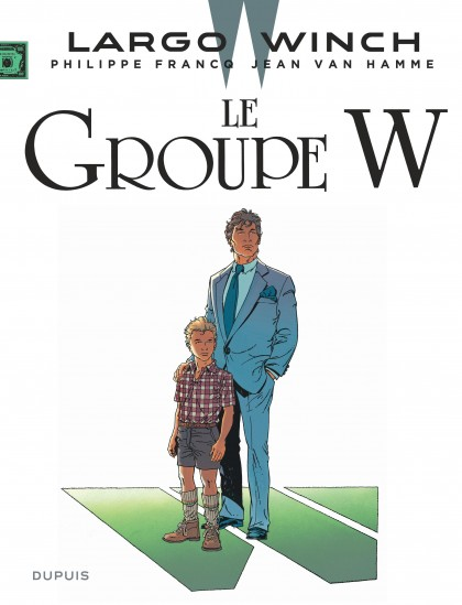 Largo Winch - Le Groupe W