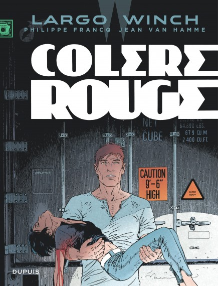 Largo Winch - Colère rouge