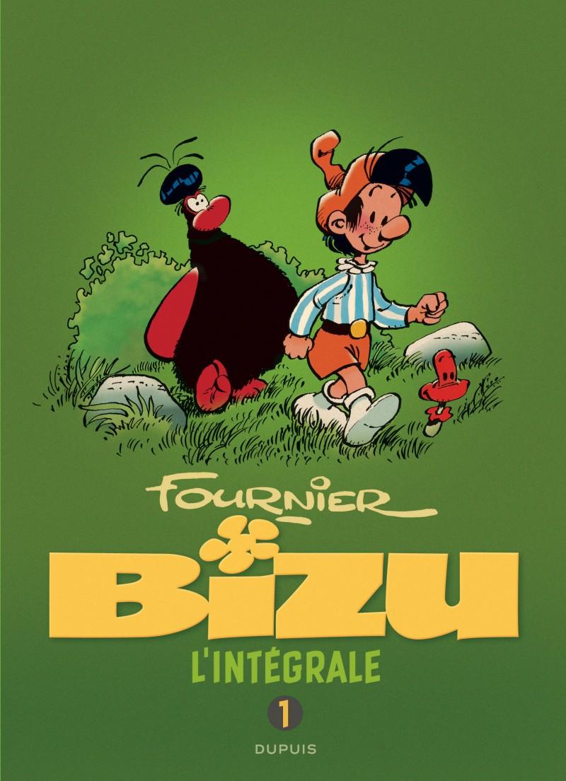 Bizu - L'intégrale - tome 1 - Bizu - L'intégrale - Tome 1