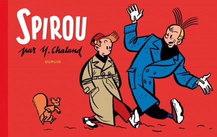 Spirou par Chaland - Spirou par Y. Chaland