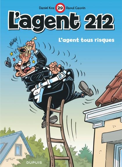 Agent 212 - L'agent tous risques