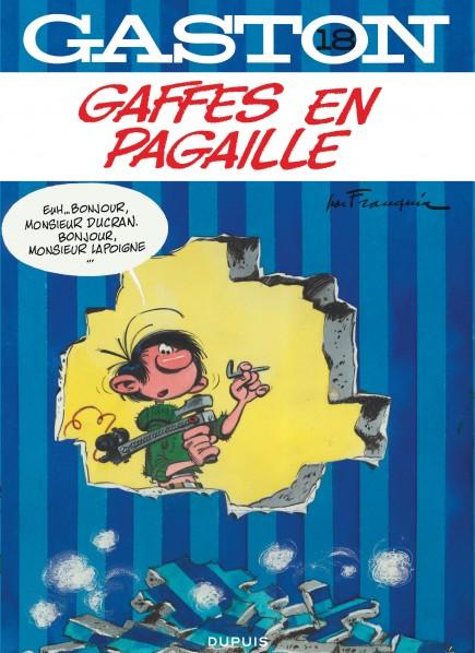 Gaston - Gaffes en pagaille