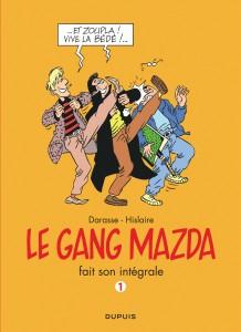 cover-comics-le-gang-mazda-8211-l-8217-intgrale-tome-1-gang-mazda-8211-l-8217-intgrale-tome-1