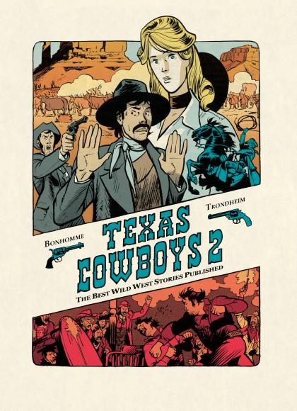 Texas Cowboys - Tome 2