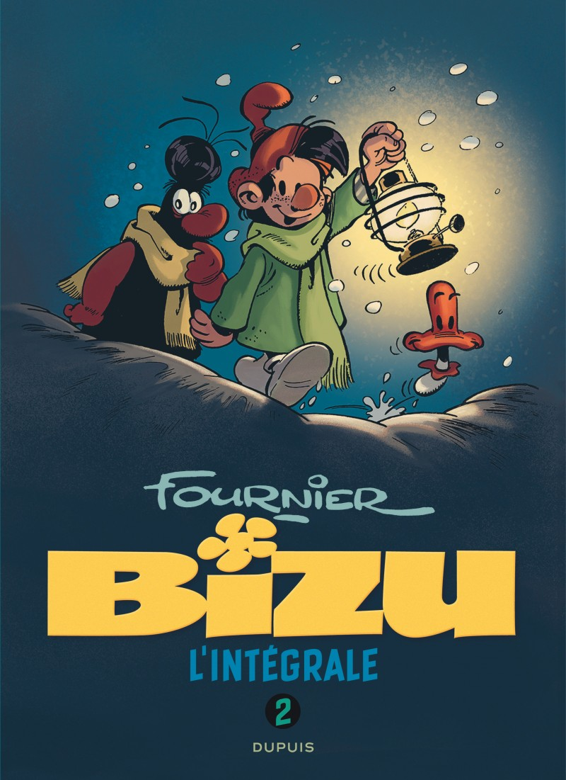 Bizu - L'intégrale - tome 2 - Bizu - L'intégrale - Tome 2