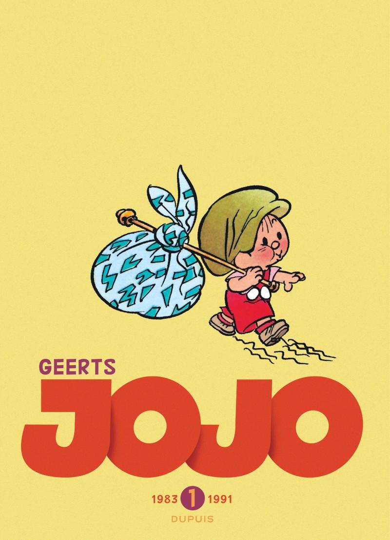 JOJO - tome 1 - Jojo, L'intégrale (1983-1991)