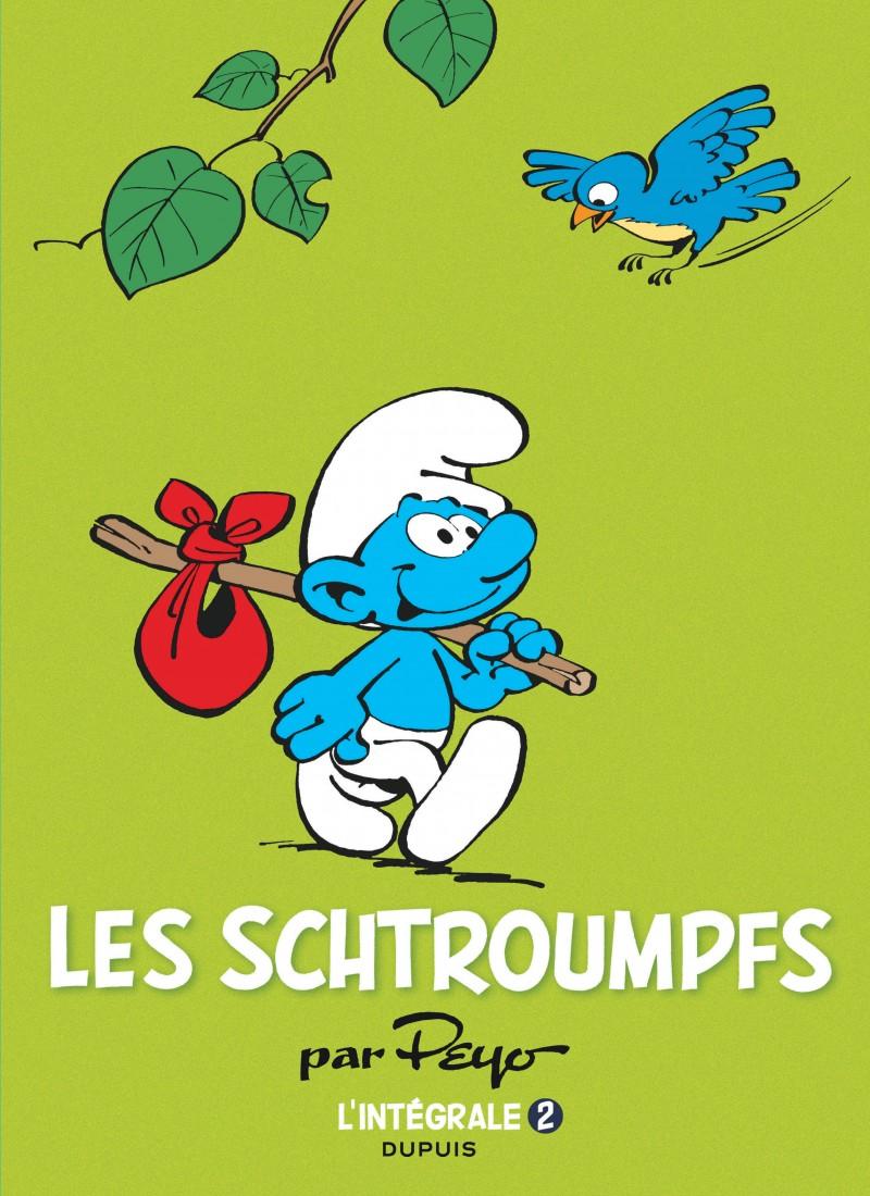 Les Schtroumpfs - L'intégrale - tome 2 - 1967-1969