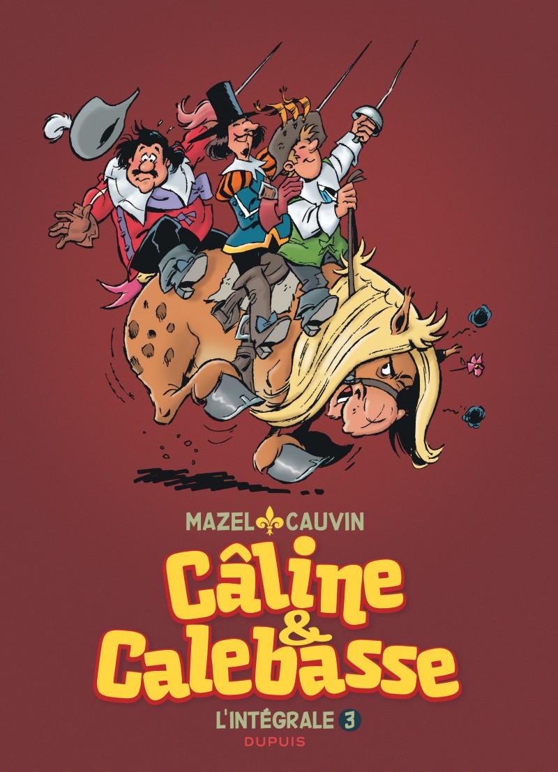 Câline et Calebasse - L'intégrale - tome 3 - 1985-1992
