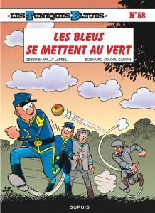 cover-comics-les-bleus-se-mettent-au-vert-tome-58-les-bleus-se-mettent-au-vert
