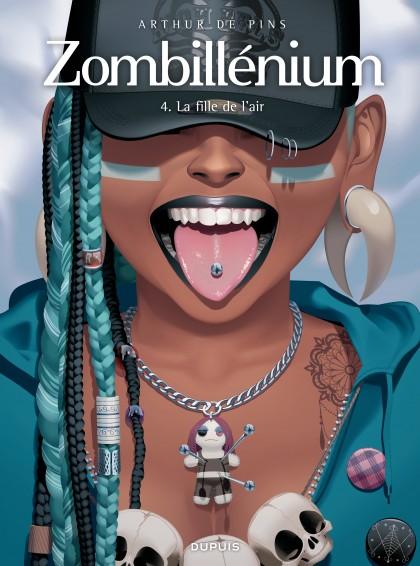 Zombillénium - La fille de l'air