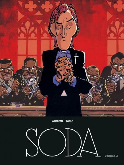 Soda - L'intégrale - Soda l'intégrale - volume 3
