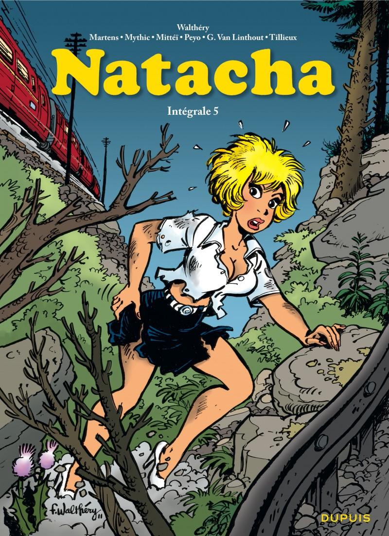 Natacha - L'intégrale - tome 5 - Natacha - L'intégrale, tome 5