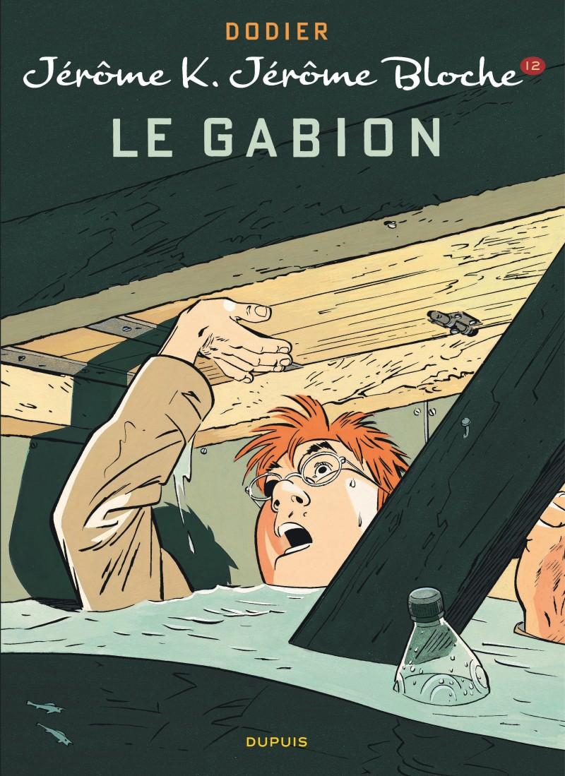 Jérôme K. Jérôme Bloche - tome 12 - Le Gabion
