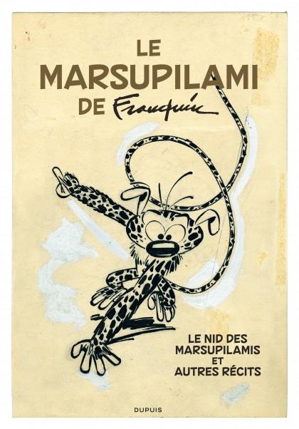 Version Originale - Le Marsupilami de Franquin