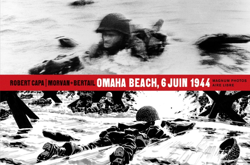 Magnum Photos - tome 1 - Omaha Beach, 6 juin 1944