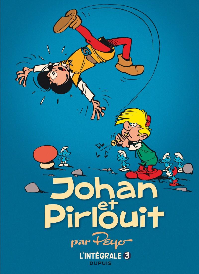 Johan et Pirlouit - L'Intégrale - tome 3 - Brigands et malandrins