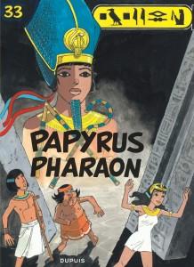 cover-comics-papyrus-tome-33-papyrus-pharaon