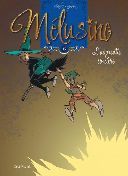 Mélusine - L'apprentie sorcière