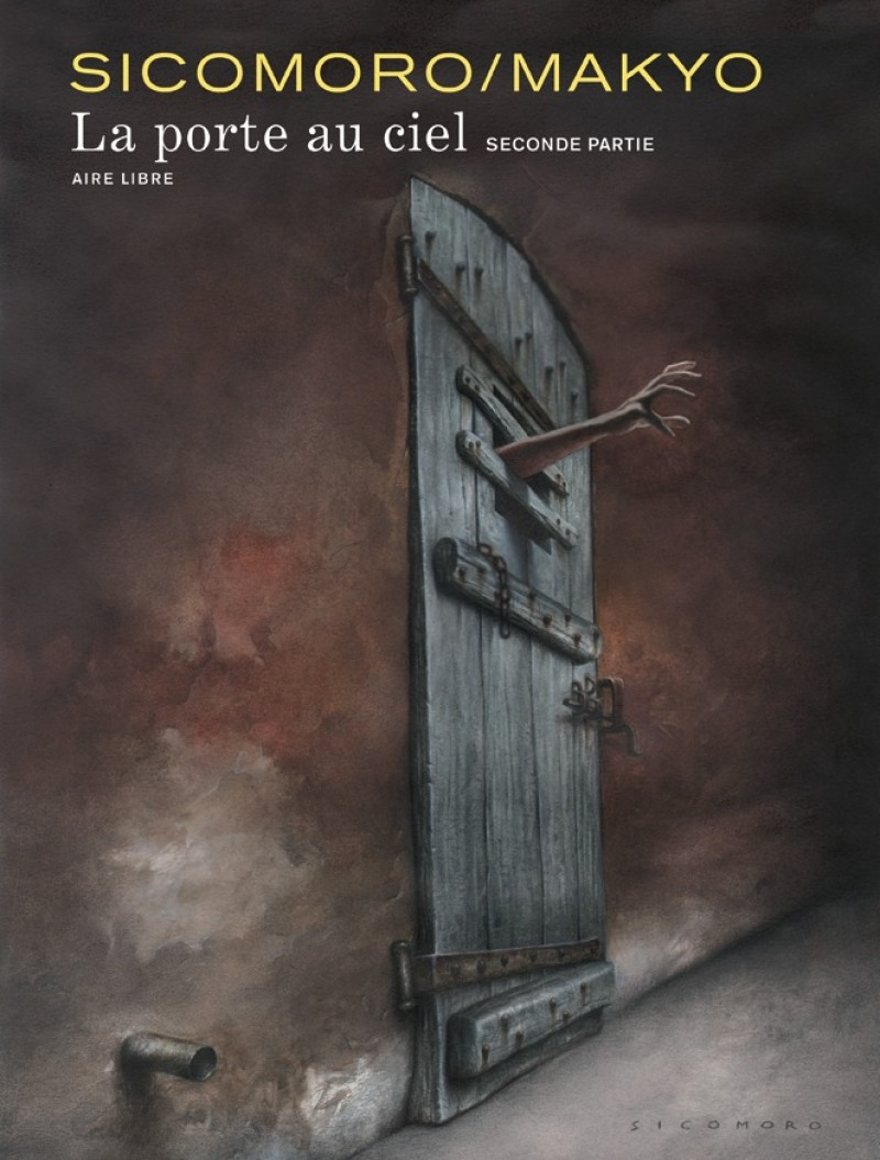 The Door in the Sky - tome 2 - La Porte au ciel - tome 2