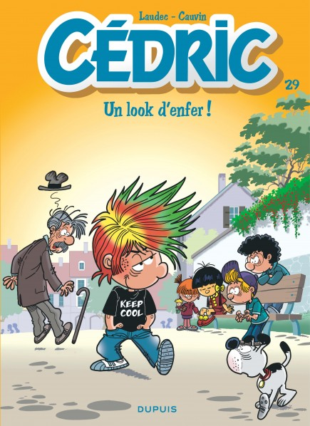Cédric - Un look d'enfer !