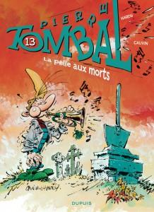 cover-comics-pierre-tombal-tome-13-la-pelle-aux-morts