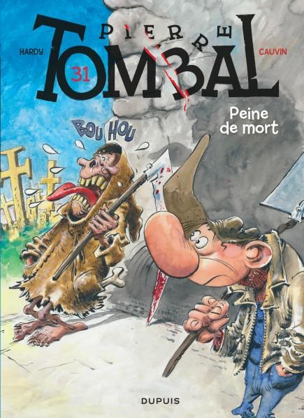 Pierre Tombal - Peine de mort