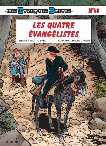 Les Tuniques Bleues - Les quatre évangélistes