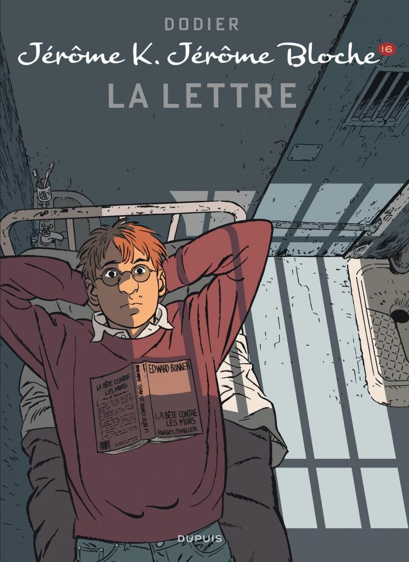 Jérôme K. Jérôme Bloche - tome 16 - La Lettre