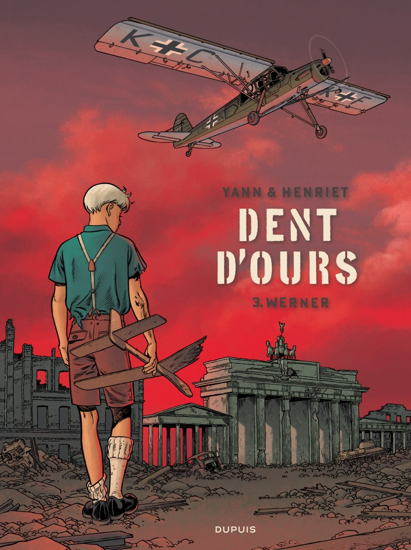 Dent d'ours - tome 3 - Werner