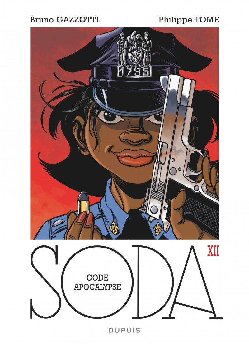 Soda - tome 12 - Code Apocalypse