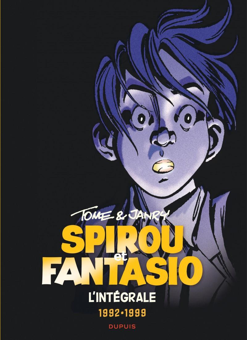 Spirou et Fantasio - L'intégrale - tome 16 - Tome et Janry 1992-1999