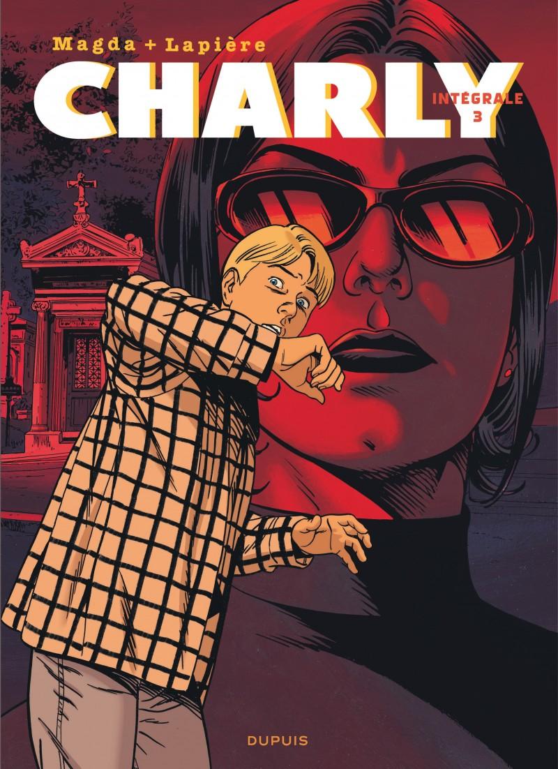 Charly - L'Intégrale - tome 3 - Charly - L'intégrale - tome 3