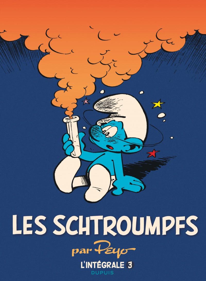 Les Schtroumpfs - L'intégrale - tome 3 - 1970-1974