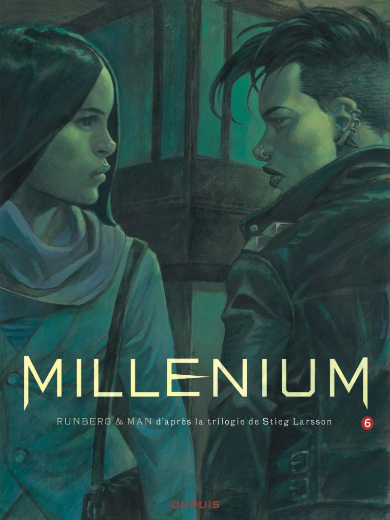 Millénium - tome 6 - Millénium 6