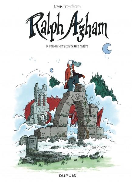 Ralph Azham - Personne n'attrape une rivière
