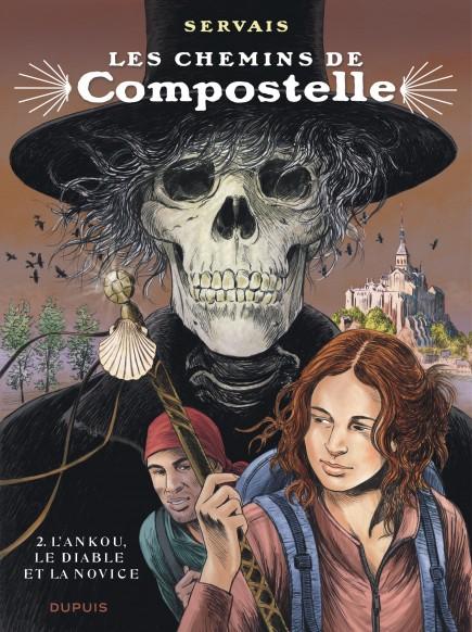 Les chemins de Compostelle - L'ankou, le diable et la novice