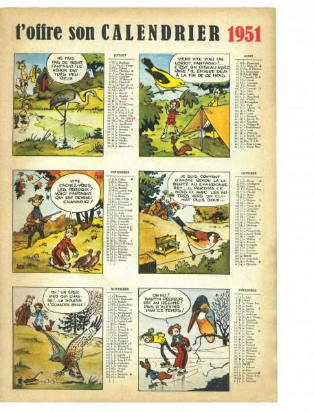 La Véritable Histoire de Spirou (1947-1955)